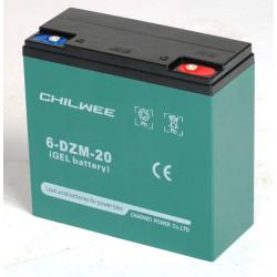 Аккумулятор Chilwee 6-DZM-23