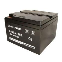 Аккумулятор Chilwee 6-DZM-30B