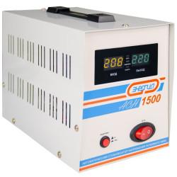 Однофазный стабилизатор напряжения Энергия АСН-1500