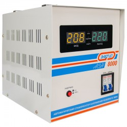 Однофазный стабилизатор напряжения Энергия АСН-8000