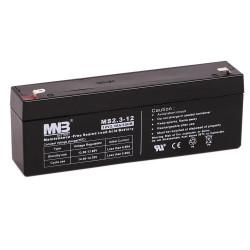 Аккумулятор MNB MS 2.3-12