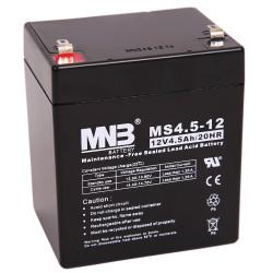 Аккумулятор MNB MS 4.5-12