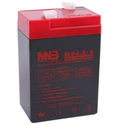 Аккумулятор MNB MS 4.5-6