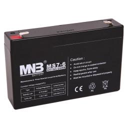 Аккумулятор MNB MS 7-6