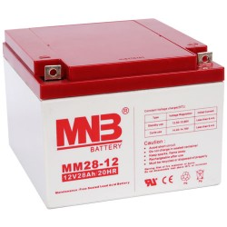 Аккумулятор MNB MM28-12
