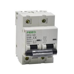 Автомат защиты постоянного тока 125-550