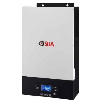 Купить Онлайн гибридный солнечный инвертор SILA K 5000MO ( PF 1.0 )