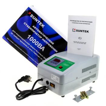 Купить Релейный стабилизатор напряжения SUNTEK 1000 ВА