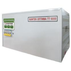 Стабилизатор тиристорный SUNTEK Оптима ТТ 6000 ВА