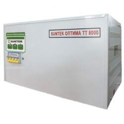 Стабилизатор тиристорный SUNTEK Оптима ТТ 8000 ВА