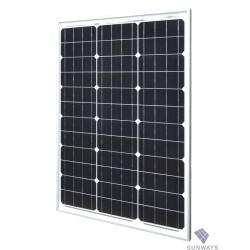 Солнечный модуль Sunways FSM 50M