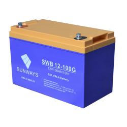 Аккумулятор Sunways SWB 12-100G