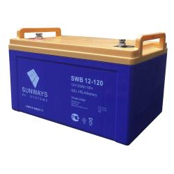 Аккумулятор Sunways SWB 12-120G