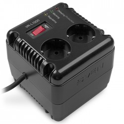 Однофазный стабилизатор напряжения SVEN VR-L1500