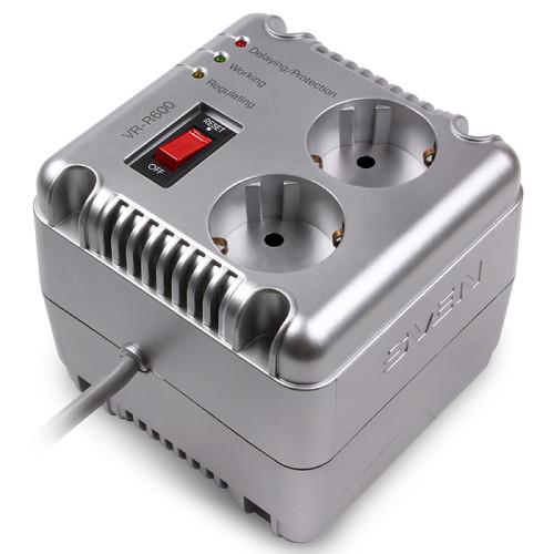 Купить Однофазный стабилизатор напряжения SVEN VR-R600