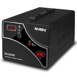 Однофазный стабилизатор напряжения SVEN VR-A2000