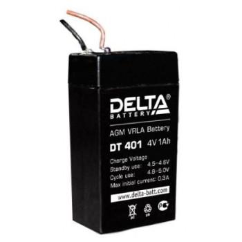 Аккумулятор Delta DT 401