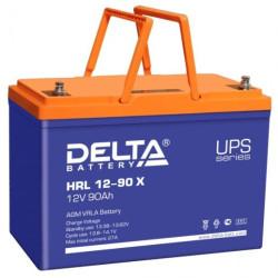 Аккумулятор Delta HRL 12-90 X