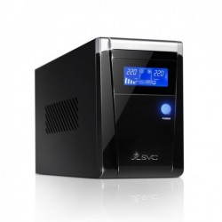 ИБП (UPS) SVC V-650-F-LCD