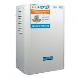 Однофазный стабилизатор напряжения Энергия Ultra 9000