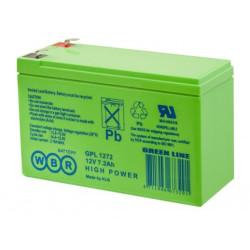 Аккумулятор WBR GPL 1272