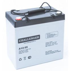 Аккумулятор Challenger A12-55