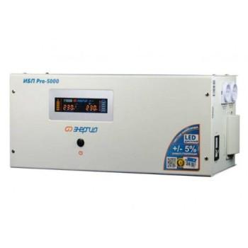ИБП Энергия Pro-5000 24V