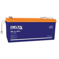 Аккумулятор Delta HRL 12-180 X