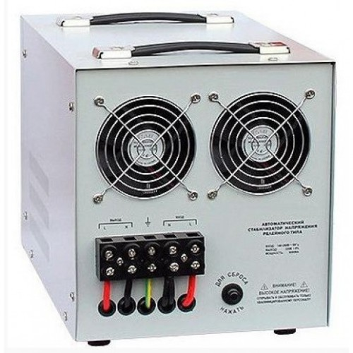 Купить Однофазный стабилизатор напряжения Энергия АСН-15000