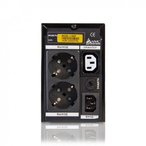 Купить ИБП (UPS) SVC V-650-F