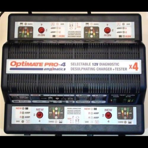 Купить Зарядное устройство Optimate Pro 4 TS52