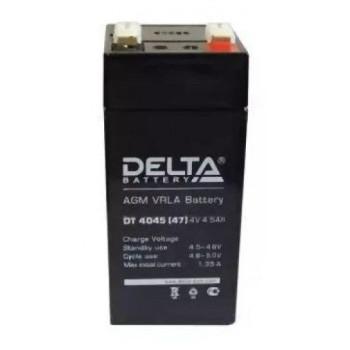 Купить Аккумулятор Delta DT 4045 (47мм)