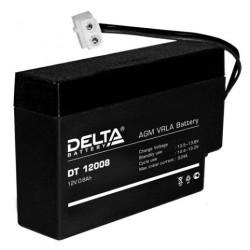 Аккумулятор Delta DT 12008 (Т13)