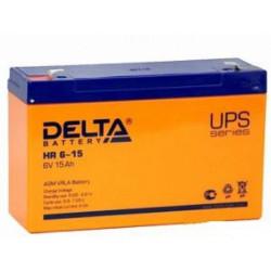 Аккумулятор Delta HR 6-15