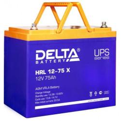 Аккумулятор Delta HRL 12-75 X