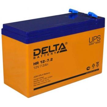 Купить Аккумулятор Delta HR 12-7, 2