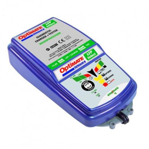 Купить Зарядное устройство OptiMate Lithium 4S 5S