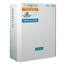 Однофазный стабилизатор напряжения Энергия Ultra 12000