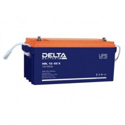 Аккумулятор Delta HRL 12-65 X
