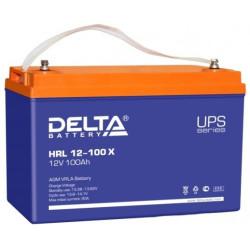 Аккумулятор Delta HRL 12-100 X