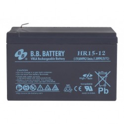 Аккумулятор B.B. Battery HR 15-12