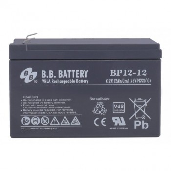 Аккумулятор B.B. Battery BP 12-12