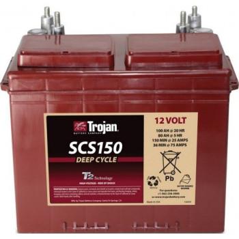 Купить Аккумулятор Trojan SCS150