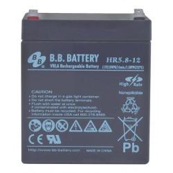 Аккумулятор B.B. Battery HR 5,8-12
