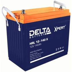 Аккумулятор Delta HRL 12-140 X