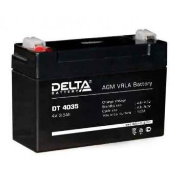 Купить Аккумулятор Delta DT 4035