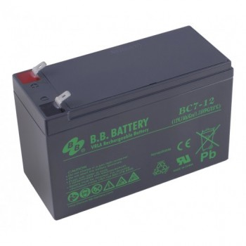 Аккумулятор B.B. Battery BC 7-12