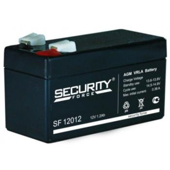 Аккумулятор Security Force SF 12012