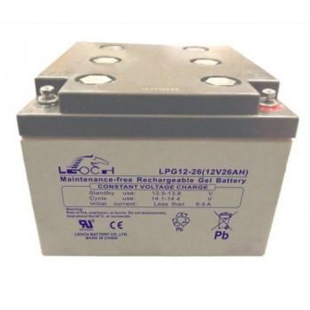 Аккумулятор Leoch LPG 12-26