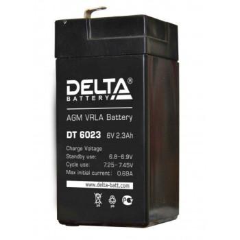Купить Аккумулятор Delta DT 6023